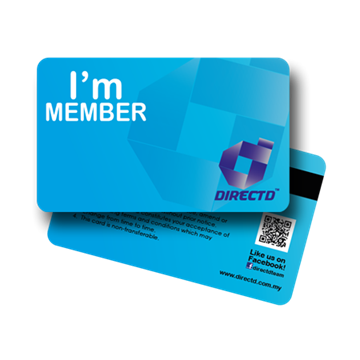 Picture of Member Card - 1 Year Membership!