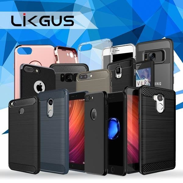Picture of IPhone 7 Plus Slim Protective Case - LIKGUS