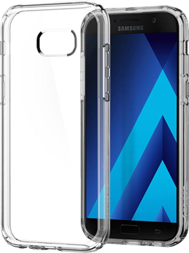 Picture of Spigen Crystal Hybrid for Samsung Galaxy A7 (2017) - CLEARANCE CORNER!
