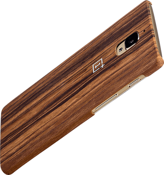 Picture of Original Protective Case Rosewood for OnePlus 3 - CLEARANCE CORNER!