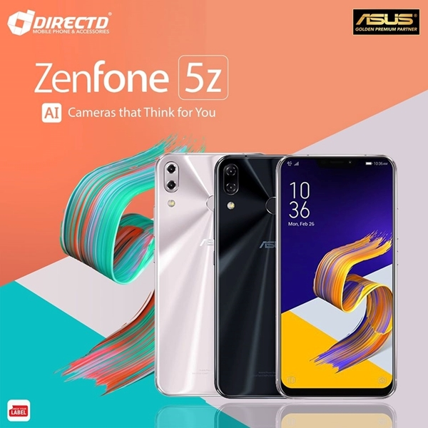 Picture of ASUS ZenFone 5Z (6GB RAM | 128GB ROM) ORIGINAL set by ASUS Malaysia