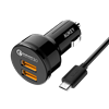 Picture of AUKEY 36W Dual Port Qualcomm Quick Charge 3.0 Car Charger