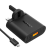 Picture of AUKEY 19.5W Qualcomm Quick Charge 3.0 USB Travel Wall Charger