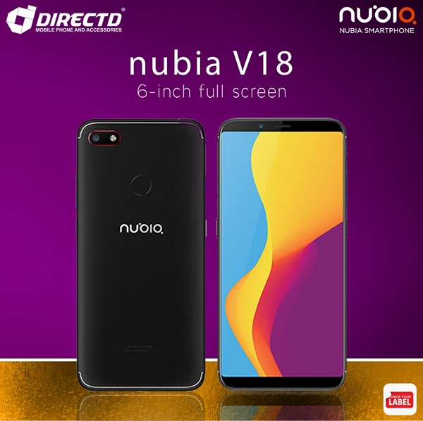 Picture of NUBIA V18 (MY set | 4GB RAM | 64GB ROM) CLEARANCE CORNER! RM399 ONLY