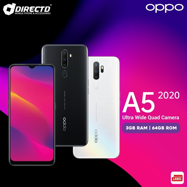 Picture of OPPO A5 (2020) 3GB RAM | 64GB ROM - ORIGINAL set ! LIMITED SETS LEFT