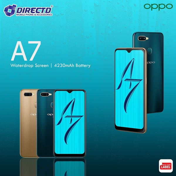 Picture of OPPO A7 (4GB RAM + 64GB ROM)