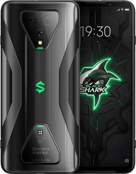 """Picture of BLACK SHARK 3 5G (6.67"""" AMOLED 