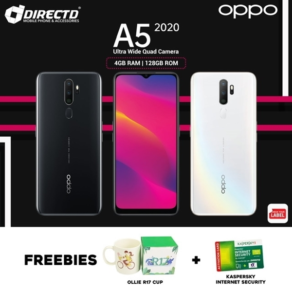Picture of OPPO A5 (2020) 4GB RAM | 128GB ROM + 2 FREEBIES!