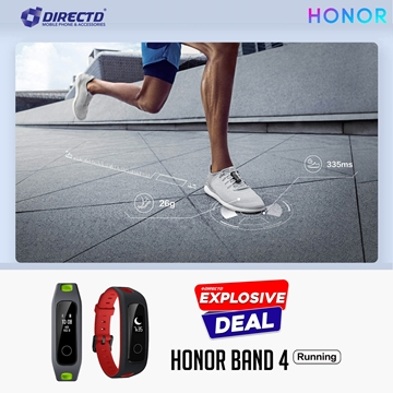 Picture of HONOR BAND 4 Running Edition (MY set)