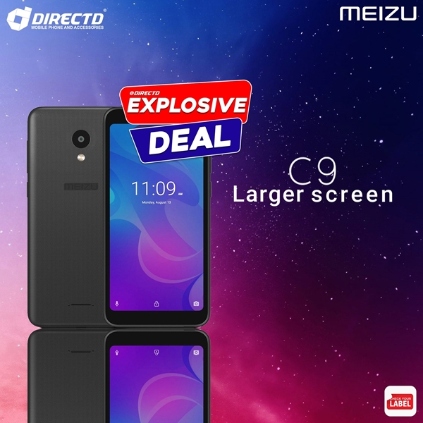Picture of MEIZU C9  (2GB RAM   16GB ROM) ORIGINAL set!! 💥EXPLOSIVE  DEAL RM199 ONLY💥