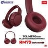 Picture of TCL MTRO200 BT - Wireless On-ear Headphones! ORIGINAL by TCL, certified by MCMC