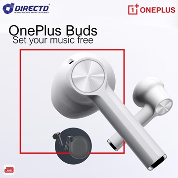 Picture of OnePlus BUDS (30 hours of battery life | Noise cancellation | Powerful Bass Boost | Low latency mode)