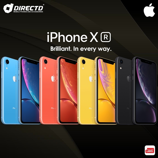 Picture of APPLE iPhone XR [64GB/128GB] ORIGINAL set by APPLE Malaysia