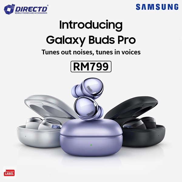 Picture of SAMSUNG Galaxy Buds PRO -  LATEST MODEL by Samsung