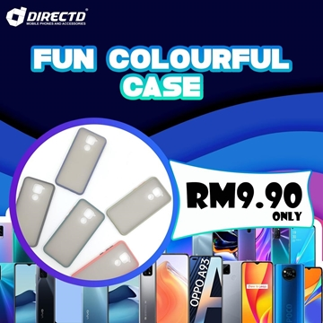 Picture of FUN Colourful Design Hard Case for XIAOMI REDMI Note 9S - PERFECT FITTING! Available in 6 colors
