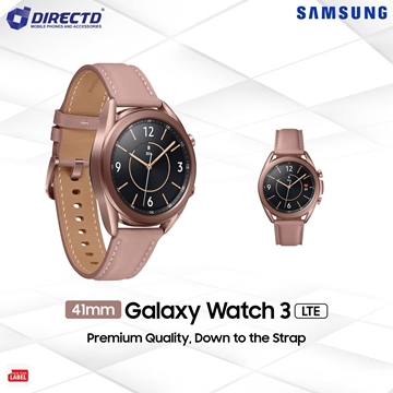 Picture of Samsung Galaxy Watch 3 LTE (41mm | 45mm | Samsung Malaysia)
