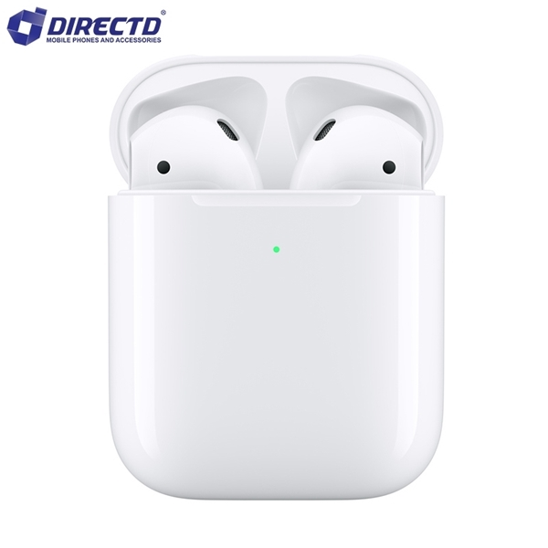 Picture of APPLE AirPods with Wireless Case - ORIGINAL by APPLE Malaysia