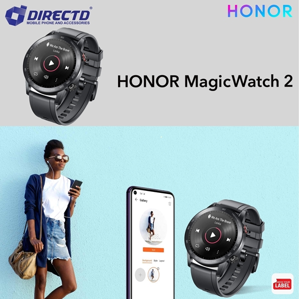 Picture of HONOR MAGIC WATCH 2 - ORIGINAL by HONOR Malaysia