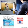 """Picture of HUAWEI Vision S (55""""   4K UHD   13MP Magnetic Camera) ORIGINAL by HUAWEI Msia! Ready stock! EXCLUSIVE FREE GIFT!"""