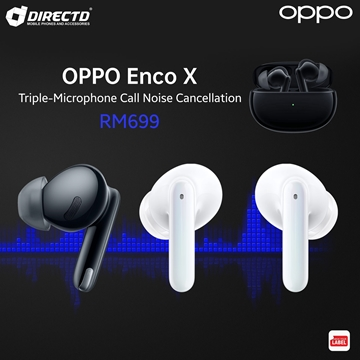 Picture of Oppo Enco X (TWS with noise cancellation) Original by Oppo Malaysia