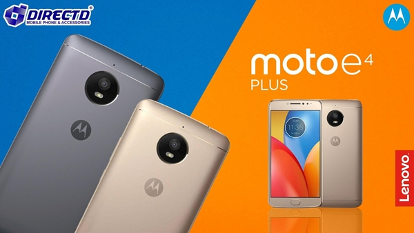 Picture of MOTO E4 PLUS (3GB RAM | 32GB ROM | 5000 mAh BATT) CLEARANCE for RM299 ONLY!