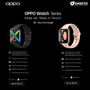 Picture of OPPO Watch - ORIGINAL by OPPO Malaysia