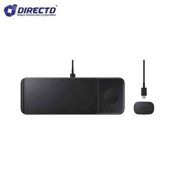 Picture of Samsung Wireless Charger Trio (3-in-1 Wireless Charger) ORIGINAL by Samsung Malaysia