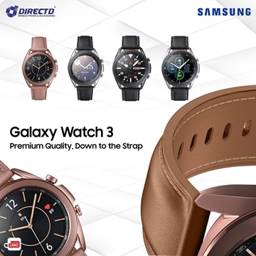 Picture of SAMSUNG Galaxy Watch 3 (41mm / 45mm)ORIGINAL by SAMSUNG Msia