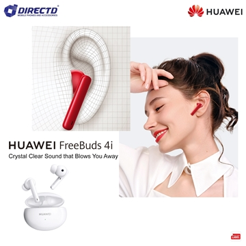 Picture of HUAWEI FREEBUDS 4i (Active Noise Cancellation   10 Hours of Continuous Playback)