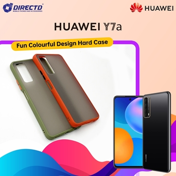 Picture of FUN Colourful Design Hard Case for HUAWEI Y7A - PERFECT FITTING! Available in 6 colors