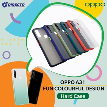 Picture of FUN Colourful Design Hard Case for OPPO A31 - PERFECT FITTING! Available in 6 colors