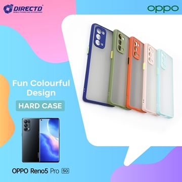 Picture of FUN Colourful Design Hard Case for OPPO RENO 5 PRO - PERFECT FITTING! Available in 6 colors