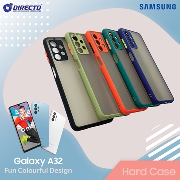 Picture of FUN Colourful Design Hard Case for SAMSUNG Galaxy A32 - PERFECT FITTING! Available in 6 colors