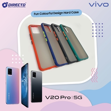 Picture of FUN Colourful Design Hard Case for VIVO V20 PRO - PERFECT FITTING! Available in 6 colors