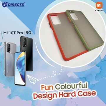 Picture of FUN Colourful Design Hard Case for XIAOMI Mi10T | Mi10T PRO - PERFECT FITTING! Available in 6 colors