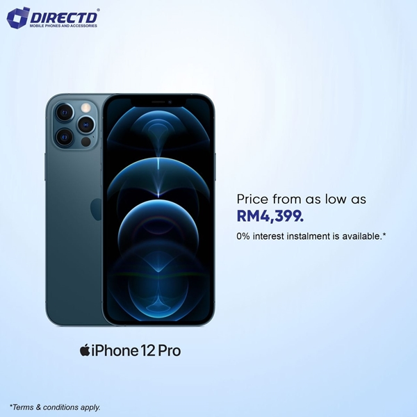 Picture of APPLE iPhone 12 PRO - NEWLY REDUCED PRICE